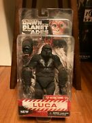 Neca Dawn Planet Apes Luca Action Figure Toy