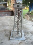 Vintage Lionel 394 Rotary Light Beacon Tower O Gauge C 1950