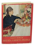 Horst, Valentine Lawford / Vogue's Book Of Houses Gardens People 1st Ed 172005
