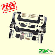 5 Front And Rear Suspension Lift Kit For Toyota Tundra 4wd 2007-2015 Zone