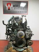Volvo D13 Diesel Engine Take Out 326 Hp Complete Turns 360 For Rebuild Only.