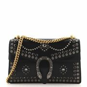 Dionysus Bag Studded Leather Small