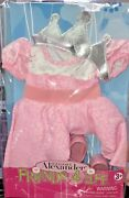 Madame Alexander Friends 4 Life Pink Doll Dress Shoes Crown Outfit
