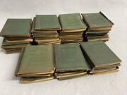 55 Little Leather Library Books