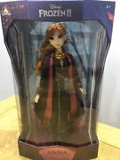 Anna Frozen 2 Limited Edition Doll Number 12 Out Of 1500 Disney Store