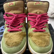 Nike Sb Mama Bears Sz 13 Used Great Condition Og All Box/laces Only Sz 13