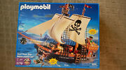 Playmobil Skull Pirate Ship 5778 New And Unopened