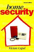 Home Security Alarms Sensors And Systems By Vivian Capel 9780750635462