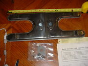 Sunbeam H Style Dual Burner For Outside Gas Grill 7 W X 18 L Hooks And Gaskets