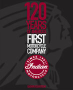 120 Years Of America's First Motorcycle Companyindian  Brand New