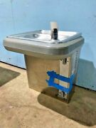 Elkay Ebfs-8-1a Hd Commercial Refrigerated Wall Mount Drinking Water Fountain