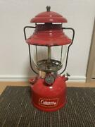 Coleman 200a Lantern Vintage Antique 1961 Maintained From Japan