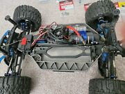 Traxxas Slash Monster Truck Conversion Fully Modified