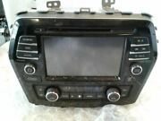Info-gps-tv Screen Display Screen And Receiver Dash Fits 18 Maxima 2300970