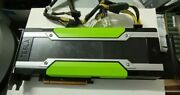 Nvidia Tesla M60 16 Gb Pci-e Video Graphics Card Dell P/n Pk3rj With Cable