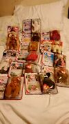 Mcdonalds Ty Beanie Baby Britannia The Bear Rare With 2 Tag Errors And Many More