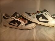 Nike Air Zoom Oncore 2 White Black Mens Sneakers Shoes Size 14 366630-100