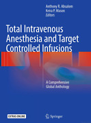 New Total Intravenous Anesthesia And Target Controlled Infusions 2017 Softcover
