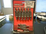 New Manley Street Master 7/16 Screw In Studs Sb Bb Chevy Ford 42103-16