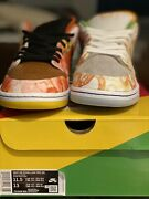 Size 11.5 - Nike Sb Dunk Low Street Hawker. Chinese New Year