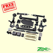 4.5 Front And Rear Suspension Lift Kit For Chevy 1500 Pickup 4wd 2007-2013 Zone