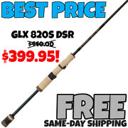 G. Loomis Dropshot - Glx 820s Dsr - Spinning Rod   Read For Extra 40.00