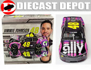 Jimmie Johnson 2020 Ally Sign For Jimmie 1/24 Action