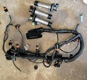 Sea Doo 2007 Rxt Rxp Wake Engine Wire Wiring Harness Fuel Ignition Coils Coil