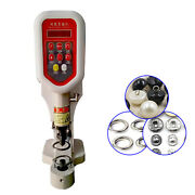 Servo Button Sewing Machine 818d 110v Energy Saving Low Noise Small Vibration Us