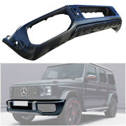 Mb G-wagon W463a G63 G500 Front Bumper Carbon Replacement Shell Solid