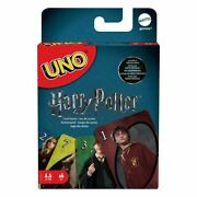 Harry Potter Card Game Uno