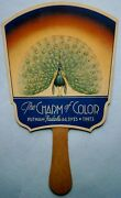 The Charm Of Color Putnam Fadeless Dyes Advertising Fan From Kingston Ny