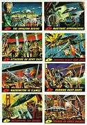 1994 Topps Mars Attacks Archives Base Card 0 / 1-99 You Pick Finish Your Set