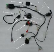 Rps Hawk 250 Wire Harness Carb Models Only 1 In Diagram