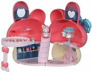 [new] My Melody Koeda Chan Dress Up Pretty Pink House Toy Sanrio From Japan