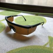 Mint Vintage Polo Rl−2000 Sunglasses Black Made In Italy From Jpn