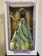 Disney Limited Edition Tiana Doll 17 The Princess And The Frog 2010