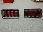 1967 Dodge Coronet 500 Or R/t Lh And Rh Tail Light Assemblies
