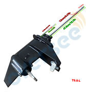 3b2s87302-0 Lower Unit Assy Long Driver Shaft For Tohatsu 8-9.8hp 2 Stroke 9.8m