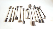 Lovely Set Of Vintage Sand Casting Foundry Tools 40277