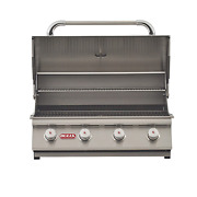 Bull Outlaw 30 4-burner Built-in Bbq Grill Lp Grill For Outdoor Kitchen - 26038