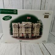 Dept 56 Buckingham Palace Collectors Edition Dickensand039 Village Historic Complete