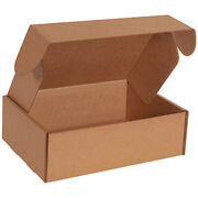 12 1/8 X 9 1/4 X 4 Kraft Deluxe Literature Mailers Ect-32b - 500 Pieces