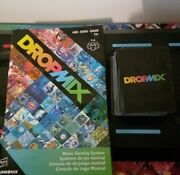 Hasbro Harmonix Dropmix Music Gaming System. Complete W 60 Cards. Tested Working