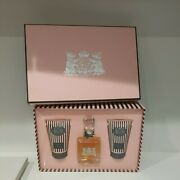 Juicy Couture Juicy Couture 3 Piece Fragrance Gift Set 3.4 Ct. Discontinued Nib