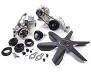 Jones Racing Products Htd Drive Kit Sbc Crate P/s W/p And Alt W/fan 2441-ar-ce