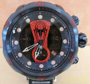 Nvicta 26064 Marvel Spiderman Limited 3000 Wrist Watch From Japan
