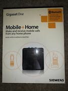 Siemens Gigaset One Connects Mobile To Home Phone Bluetooth No Landline Needed
