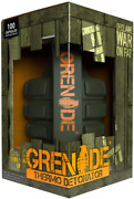 Grenade Thermo Detonator Weight Management Supplement Tub Of 100 Capsules