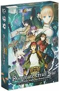 Delightworks Dominate Grail War Fate / Stay Night On Board Game 3-7 People 30